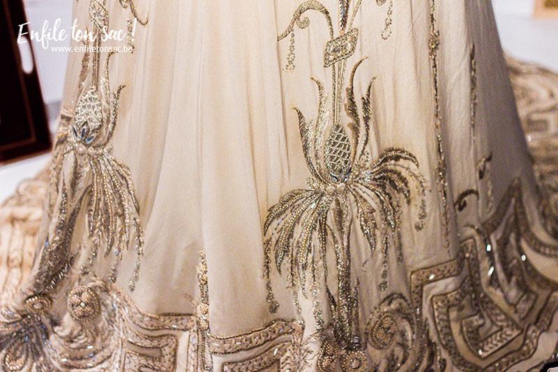 just married robe mariage Just Married, lhistoire du mariage sexpose au musée du costume et de la dentelle de Bruxelles.