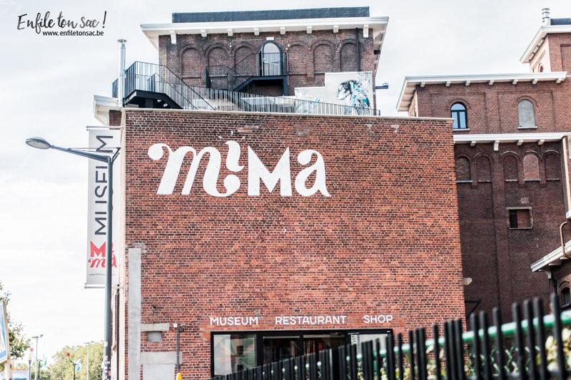 MIMA MUSEE BRUXELLES Le MIMA museum de Bruxelles, le nouveau musée art et culture 2.0 (+ City lights expo temporaire)
