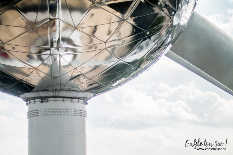 boule atomium belgique Redécouvrir ou découvrir l Atomium de Bruxelles