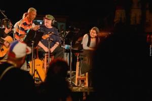 Cronica herminia Rodriguez concierto de silvio
