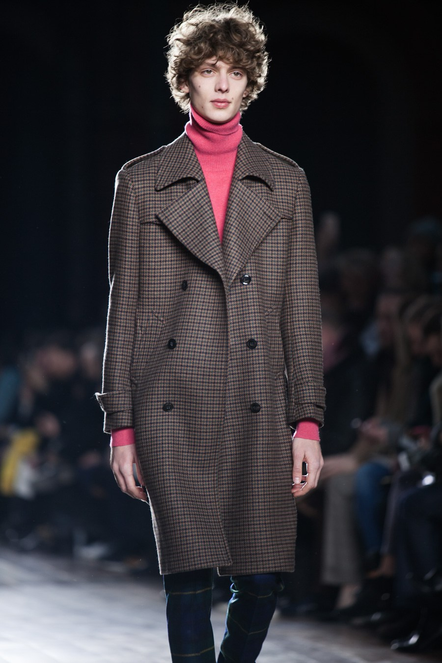 Our thoughts on the Paul Smith fall/winter 2017 show in Paris