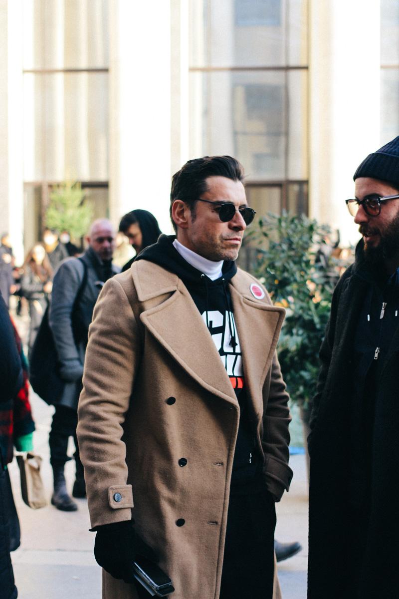 Favorite street looks from Paris Men's Fashion Week ( January, 2017 ) - Alex Badia