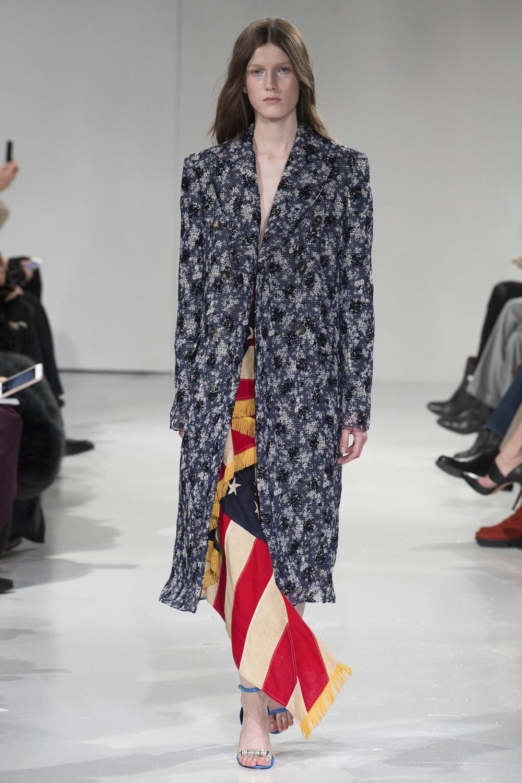 Calvin Klein FW17 Raf Simons