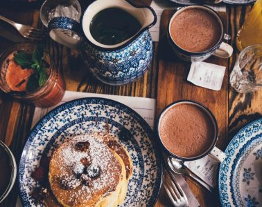 Pancakes London