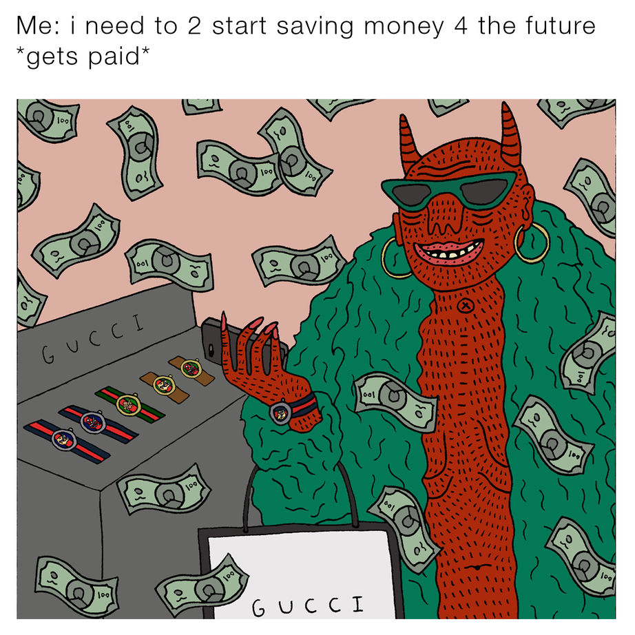 Meet 12 cool kids behind the epic Gucci memes