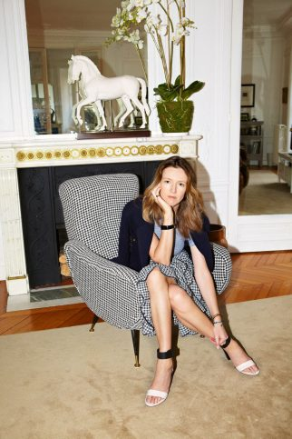 Meet Clare Waight Keller: Givenchy's new creative director