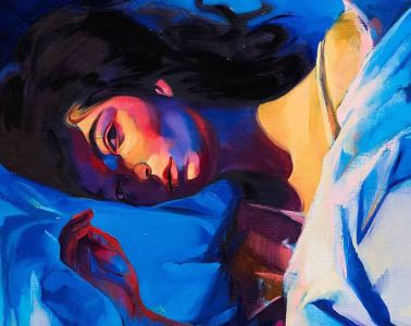 Lorde premieres new single Green Light