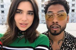 Dua Lipa featuring Miguel - Lost In Your Light