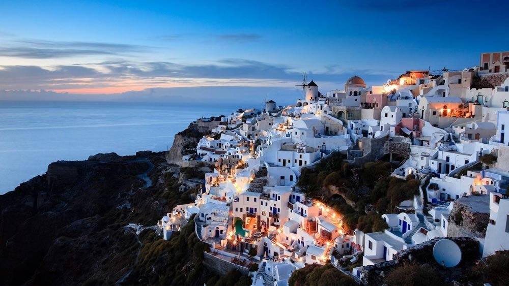 Favorite Greek Islands