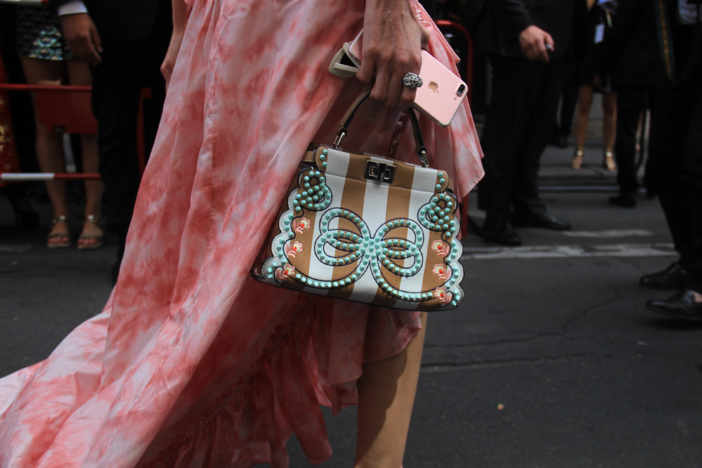 Couture week the best street style looks at elie saab for 667 haute culture