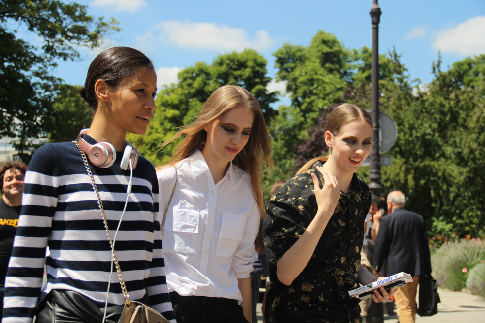 Couture Week: After the Chanel Show
