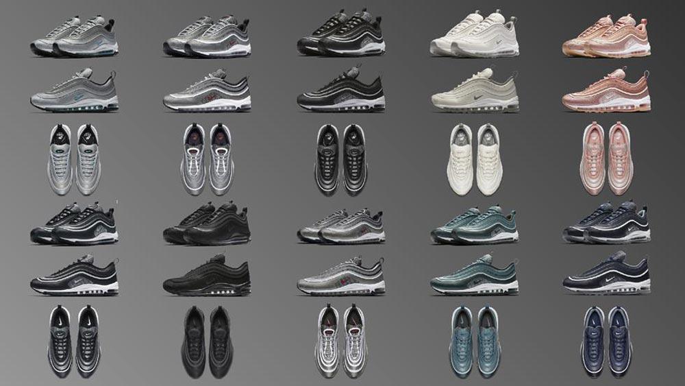 Nike Air Max 97 New Colorways