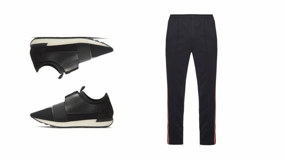 On Our Shopping List: Black Athleisure