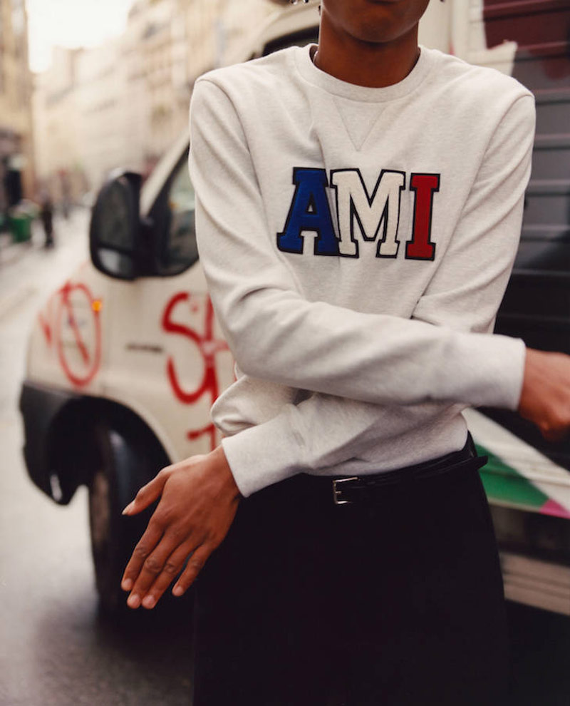 AMI Paris Drops New FW17 Campaign Shot By Oliver Hadlee Pearch