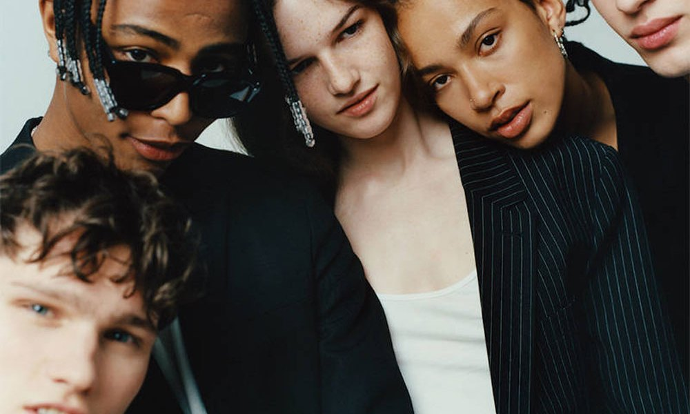 AMI Paris Drops New FW17 Campaign Shot By Oliver Hadlee Pearch - Enfnts Terribles