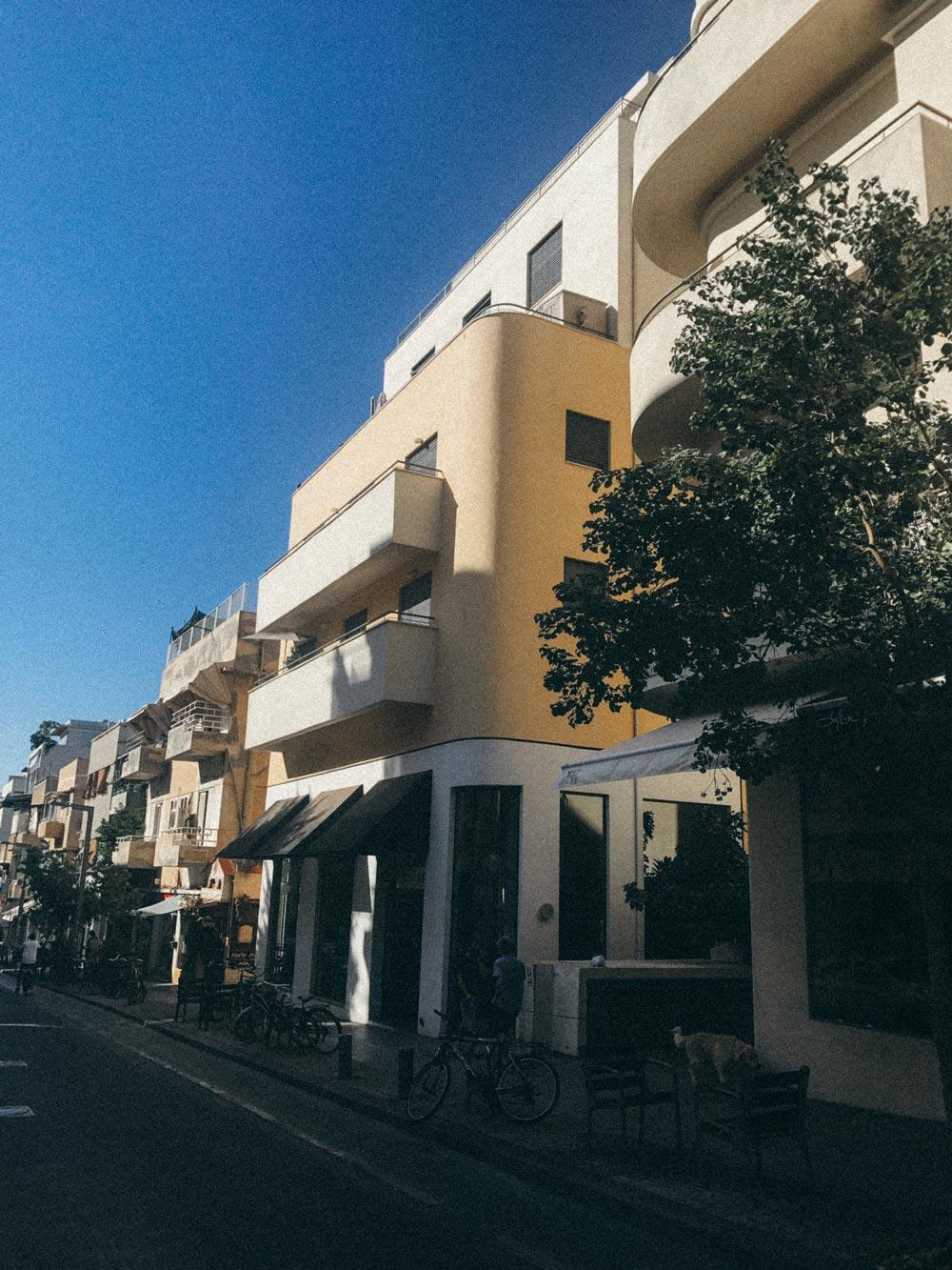 Tel Aviv Sheinkin street