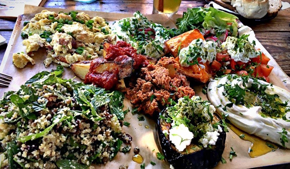 Tel Aviv hotspots Bucke Cafe