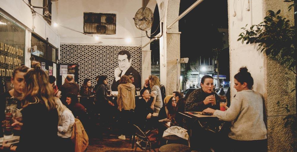 Tel Aviv hotspots Port Said