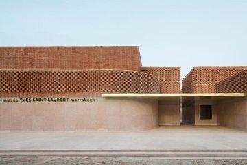 Marrakesh YSL Museum
