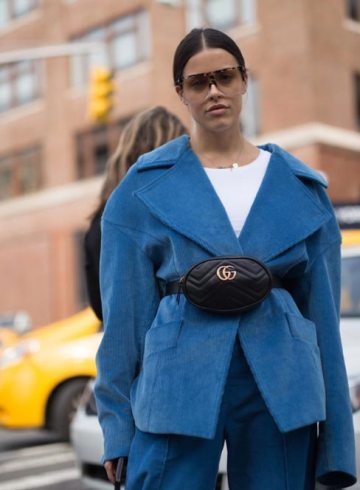 FW17 trends Gucci Fanny Pack