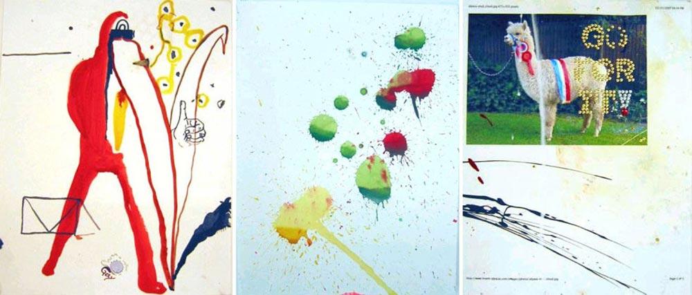 Spencer Sweeney artwork