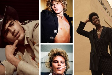 Our Favorite Male Models of 2017