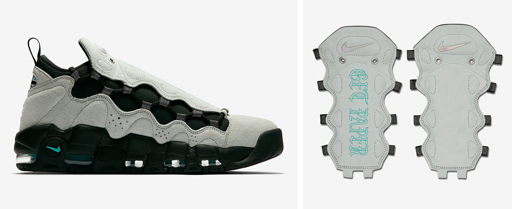 Nike Air More Money 'Global Currency' Pack: British Pound