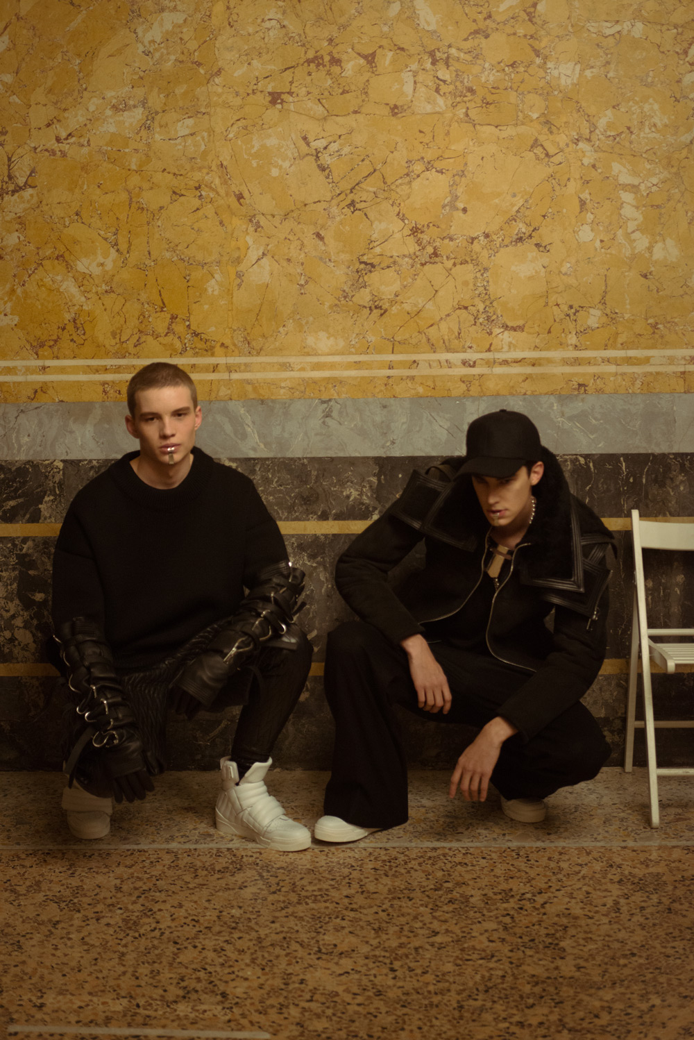 Les Hommes Fall/Winter 18