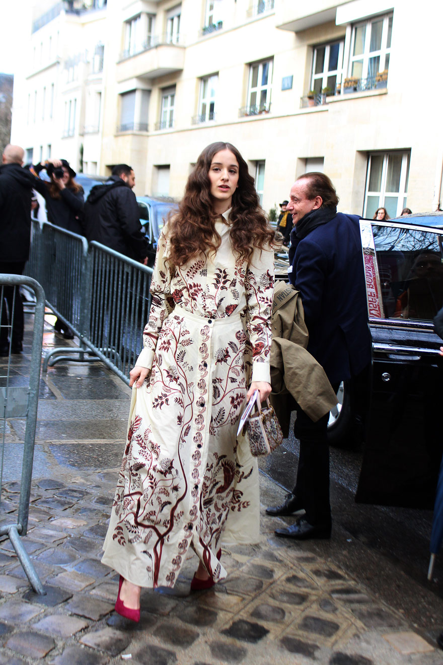 What The Couture Crowd Wore At Paris Couture Week