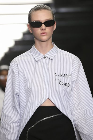 Caught on the Zipper Alexander Wang