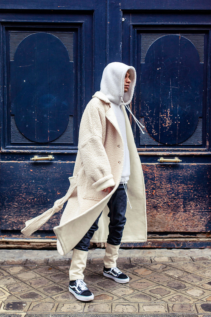 Tonal Trend: How to Cream Up Your Wardrobe - Stationary Denim