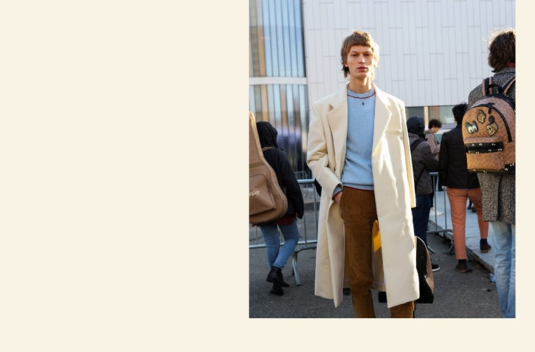 Tonal Trend: How to Cream Up Your Wardrobe - ENFNTS TERRIBLES