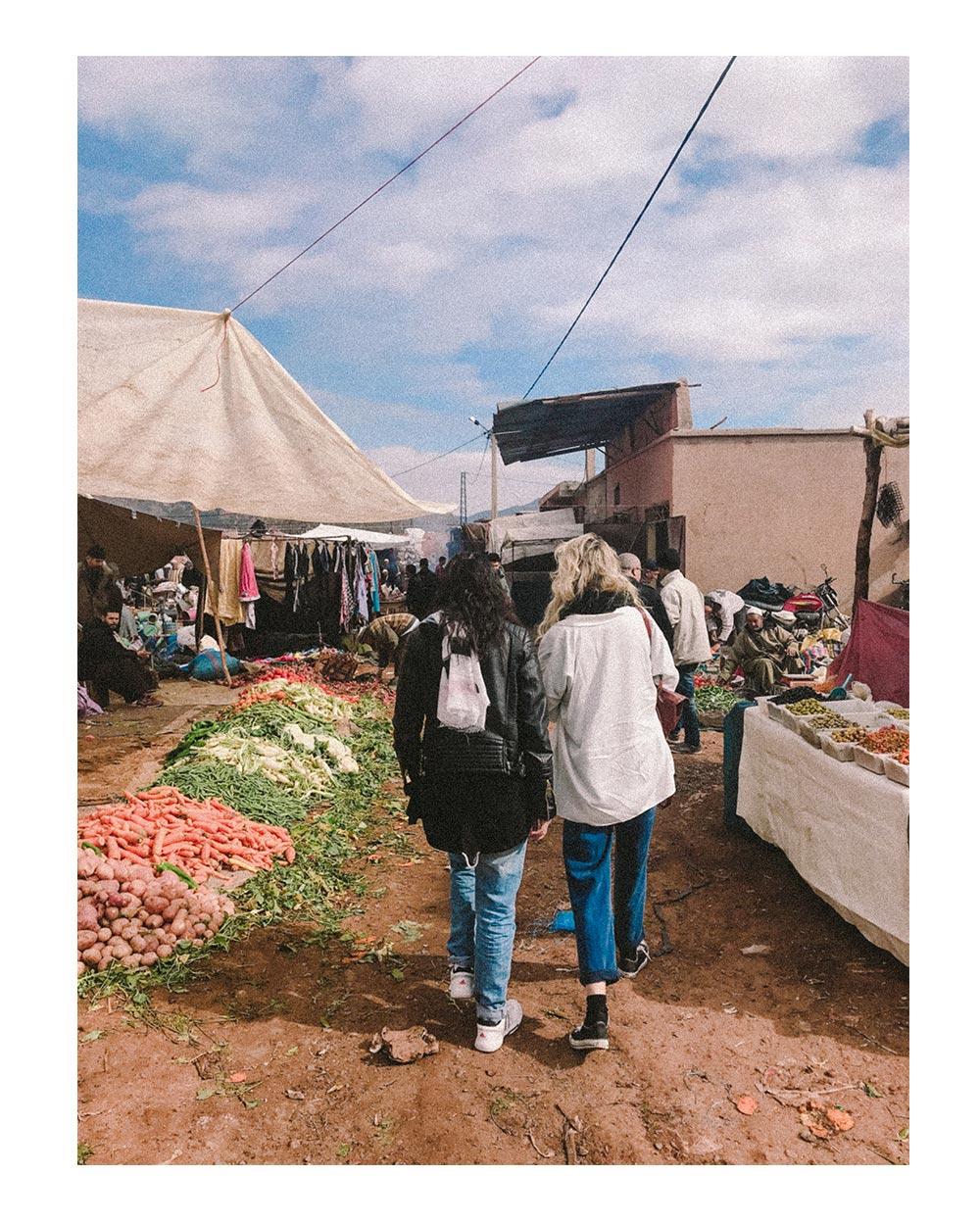 Marrakech Hotspots Practical Tips # Table De Jardin Simply Market