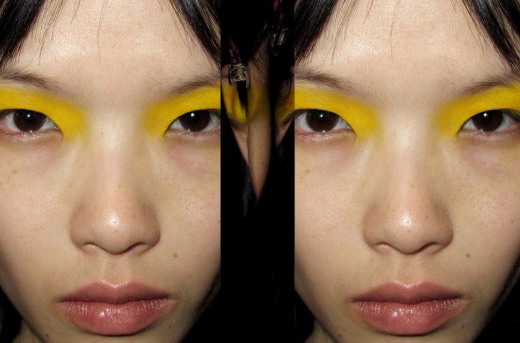 Barefaced With a Pop of Colour: Meet the Make-Up Look That Will Rule Your Summer