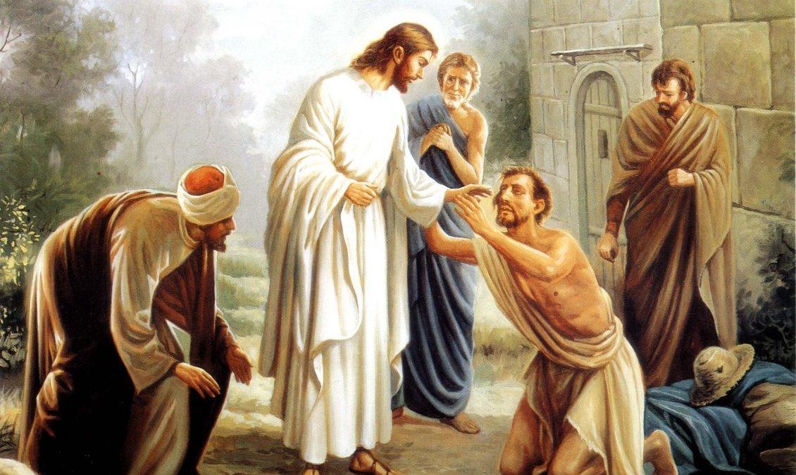Bartimeu, o cego de Jericó!