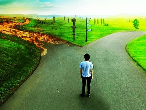 Dois caminhos, porta estreita e porta larga!
