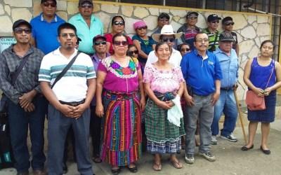 THE PEOPLE OF IXCÁN NEED YOUR HELP