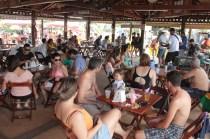 m_Acquapark conta com restaurantes Foto - Talita Costa