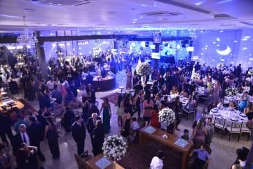 Casamento no Centro de Convenções do Barretos Country Hotel - Foto Márcio Oliveira