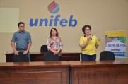 Evento foi promovido pelo Unifeb e Comitê