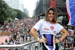 Tania Oliveira - Foto: Paduardo / AgNews