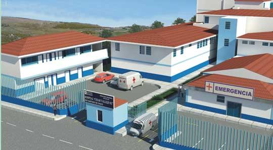 Maqueta-Hospital