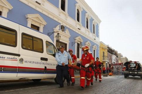 Defensa Civil en alerta por Semana Santa (1)