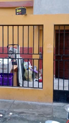 Arrestado robando en casa de La Noria (2)