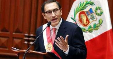 Balanza de justicia tambalea ante presunto soborno a Vizcarra