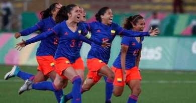 DIRECTV Sports trasmitirá en exclusiva amistoso de selecciones femeninas USA vs. Colombia