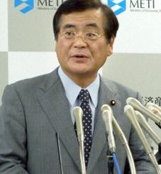 Hachiro sorry for calling Fukushima plant area 'ghost town'