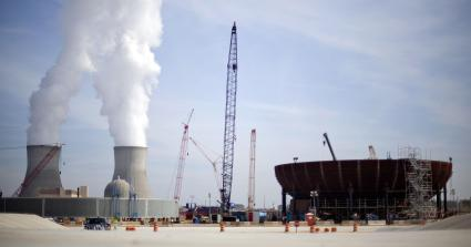 Plant Vogtle Construction