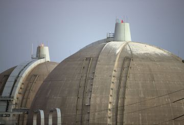 San Onofre Nuclear Generating Station operated by Southern California Edison