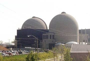 DC Cook Nuclear Power Plant - Michigan